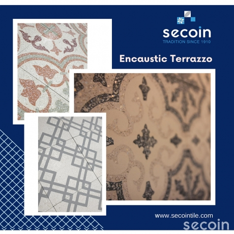 Catalogue Gạch Bông Terrazzo