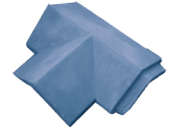 Phụ kiện Ngói phẳng kiểu Pháp, giả đá và sóng vuông